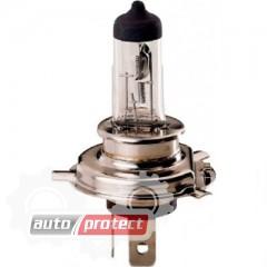 Фото 2 - Bosch Pure Light H4 12V 60/55W Автолампа галогеновая, 1шт