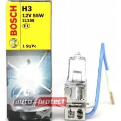 Фото 2 - Bosch Longlife Daytime H3 12V 55W Автолампа галогеновая, 1шт