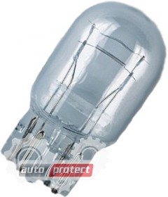 Фото 1 - Bosch Pure Light W21/5W 12V 21/5W Автолампа, 1шт