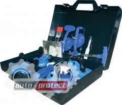 Фото 1 - Liqui Moly Werkzeugkoffer Befollt Набор инструментов для вклейки стекол