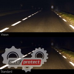 Фото 4 - Philips Vision H4 12V 60/55W Автолампа галоген, 1шт