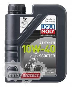 ���� 1 - Liqui Moly Motorbike 4T 10W-40 Scooter ����� ��� 4-������� ����������
