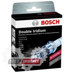 Фото 1 - Bosch Double Iridium 0 242 236 642 Свеча зажигания, 1 штука