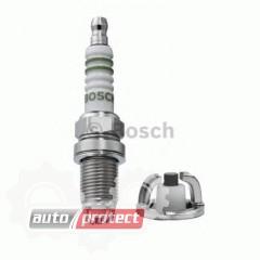 Фото 1 - Bosch Super 0 241 235 751 (F7LDCR) Свеча зажигания, 1 штука