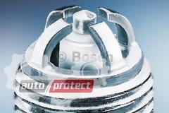 Фото 1 - Bosch Super 4 0 242 132 500 (VR78NX) Свеча зажигания, 1 штука