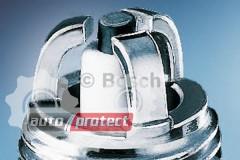 Фото 1 - Bosch Super 0 242 140 507 (ZGR6STE20.7) Свеча зажигания, 1 штука