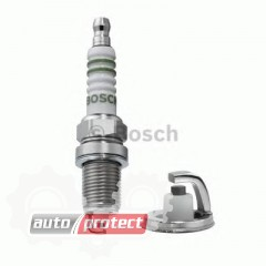 Фото 1 - Bosch Super 0 242 225 580 (FR9LCX1.1) Свеча зажигания, 1 штука