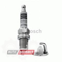 Фото 1 - Bosch Platinum 0 242 229 544 (FR8HP) Свеча зажигания, 1 штука