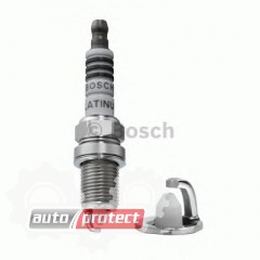 Фото 1 - Bosch Platinum 0 242 229 579 (FR8LPX1.1) Свеча зажигания, 1 штука
