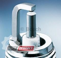 Фото 1 - Bosch Super 0 242 229 590 (FR8HC0.8) Свеча зажигания, 1 штука