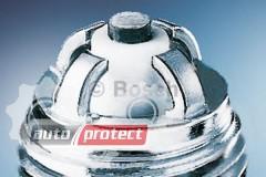 Фото 1 - Bosch Super 0 242 229 648 (FGR8KQE0 1.35 NI-Y) Свеча зажигания, 1 штука