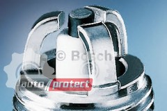 Фото 1 - Bosch Super 0 242 229 661 (HLR8STEX 1.1) Свеча зажигания, 1 штука