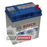 Фото 1 - Bosch Bosch S4 ASIA Silver 40 Аh 330A -/+ Аккумулятор автомобильный
