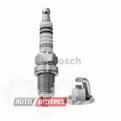 Фото 1 - Bosch Super Plus 0 242 236 542 (FR7LCX+ ) Свеча зажигания, 1 штука