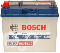 Фото 1 - Bosch S4 Asia Silver 45Ач 330A +/- Аккумулятор автомобильный