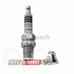 Фото 1 - Bosch Platinum 0 242 240 530 (FR6DP0.8) Свеча зажигания, 1 штука