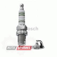 Фото 1 - Bosch Super 0 242 240 539 (FR6DCX 1.1) Свеча зажигания, 1 штука