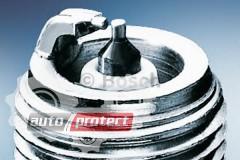 Фото 1 - Bosch Platinum 0 242 240 555 (WR8 DP0 0.6) Свеча зажигания, 1 штука