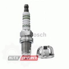 Фото 1 - Bosch Super 0 242 240 566 (FR6LDC 0.9) Свеча зажигания, 1 штука
