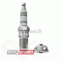 Фото 1 - Bosch Super 0 242 240 569 (HGR6KQC 1.6) Свеча зажигания, 1 штука