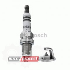 Фото 1 - Bosch Super Plus 0 242 240 649 (FR6KPP33X+) Свеча зажигания, 1 штука