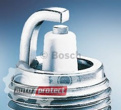 Фото 1 - Bosch Super 0 242 240 659 (FR6LES) Свеча зажигания, 1 штука