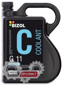 Фото 2 - Bizol Coolant Concentrate G11 Антифриз концентрат синий