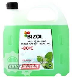 Фото 2 - Bizol Winter Screen Wash Жидкость для омывания стекл до -80C