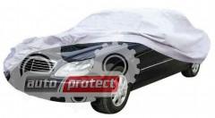 Фото 1 - Milex Тент автомобильный нейлоновый с подкладкой на седан PEVA+PP, L