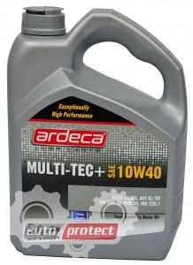 Фото 1 - Ardeca Multi-tec + 10W-40 Полусинтетическое моторное масло