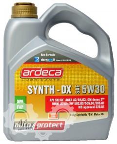 Фото 1 - Ardeca Synth Dx 5W-30 Синтетическое моторное масло