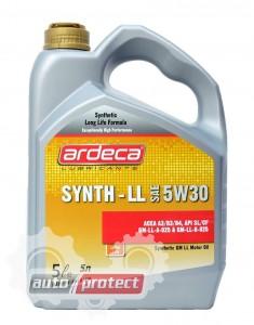 Фото 1 - Ardeca Synth-LL 5W-30 Синтетическое моторное масло 1