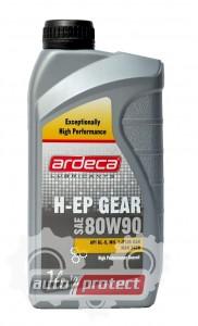 Фото 1 - Ardeca H-Ep Gear GL-5 80W-90 Минеральное трансмиссионное масло 1