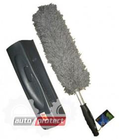 Фото 4 - Vitol 61901 Щетка для сметания пыли антистатик, 47см 4