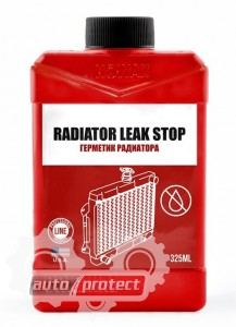 Фото 1 - Nowax Radiator Leak Stop Герметик радиатора 1