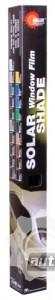 Фото 1 - Solux Dark Black Тонировочная пленка, темно-черный, 0.75x3м 1