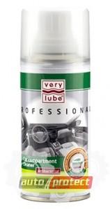 Фото 1 - VeryLube Антибактериальный очиститель салона и системы вентиляции автомобиля, 150мл 1
