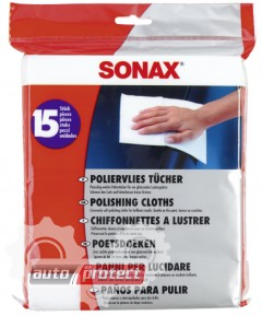Фото 1 - Sonax Салфетки для полировки 1