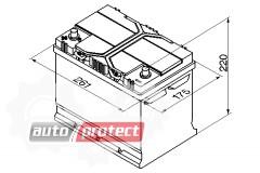 Фото 2 - Bosch S4 Silver Asia 70Аh 630A +/- Аккумулятор автомобильный