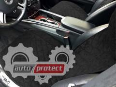 Фото 4 - Аvторитет Premium Накидка на переднее сиденье, черный, 2шт 4