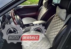 Фото 1 - Аvторитет Premium Накидки на передние и задние сиденья, серый 1