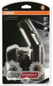 Фото 3 - Osram Foldable IL301 Инспекционный фонарь 3