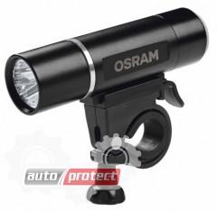 Фото 1 - Osram LEDsBike FX10 Велосипедный фонарь 1