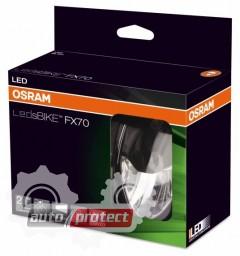 Фото 3 - Osram LEDsBIKE FX70 Велосипедный фонарь 3