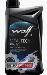 Фото 2 - Wolf Vitaltech 5W-30 Синтетическое моторное масло 2