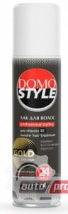 Фото 1 - Doma Лак для волос сверхсильная фиксация 1