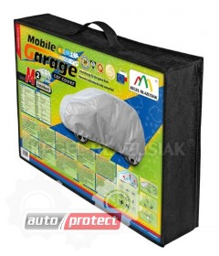 Фото 3 - Kegel-Blazusiak Mobile Garage Тент автомобильный на микроавтобус PP+PE, L 480 4