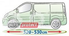 Фото 2 - Kegel-Blazusiak Mobile Garage Тент автомобильный на микроавтобус PP+PE, L 520 3