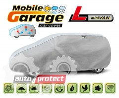 Фото 1 - Kegel-Blazusiak Mobile Garage Тент автомобильный на минивен PP+PE, L 2
