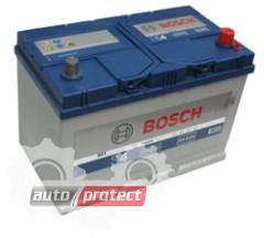 Фото 1 - Bosch Bosch S4 Asia Silver 95 Ач 830A +/-  Аккумулятор автомобильный